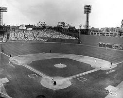1961 Boston Red Sox FENWAY PARK Glossy 8x10 Photo Baseball P