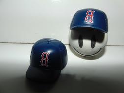 2) Boston Red Sox Antenna Topper Batting Helmet RICO MLB BAS