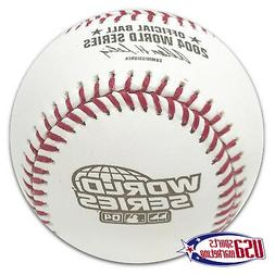 Rawlings 2004 World Series Official MLB Game Baseball Boston