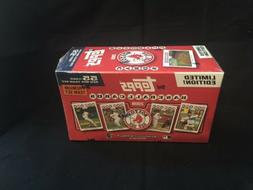 2008 Topps BOSTON RED SOX 55-Card Box Set Factory Sealed Out