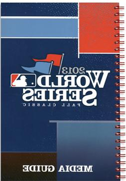 2013 WORLD SERIES MEDIA GUIDE BOSTON RED SOX VS. ST LOUIS CA