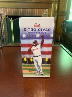 2016 Boston Red Sox David Ortiz Bobblehead 8/9/16 NEW #34