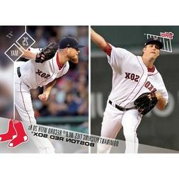 2017 Topps Now #185 DOMINANT PITCHING TIES MLB RECORD WITH 2