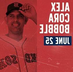 2019 boston red sox alex cora bobblehead