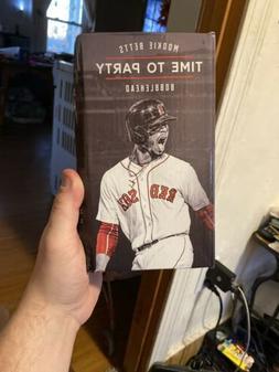 2019 MOOKIE BETTS Boston Red Sox SGA Bobblehead Time To PART