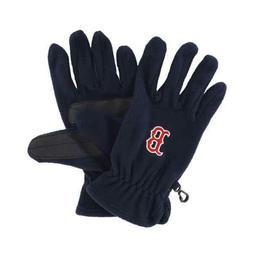 '47 Brand MLB Boston Red Sox Team Logo Navy Fleece Winter