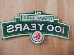 "9601 BOSTON RED SOX ""100TH STADIUM ANNIVERSARY""  Game Jersey"