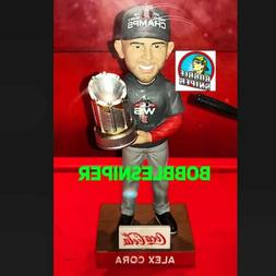 alex cora boston red sox promotional sga