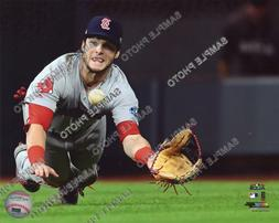 Andrew Benintendi Catches Final Out Game 4 ALCS 2018 Boston