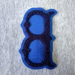 B Boston Red Sox Patch Sew On Hat Bag Clothes Jacket Kids