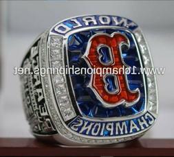 2018 Boston Red Sox World Series Ring