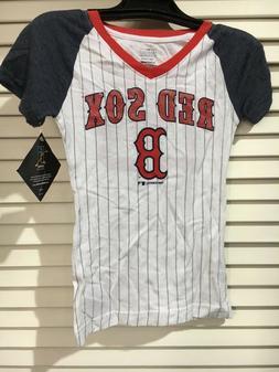 Team Athletics Baseball Girls XS Boston Red Sox Betts 50 Shi