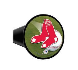 Boston Baseball Red Sox MLB Plastic Trailer Hitch Cover for