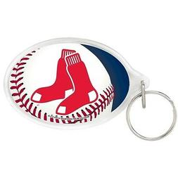 BOSTON RED SOX ~  Official MLB Acrylic Key Chain ~ New!