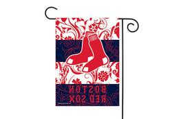 Boston Red Sox 13x18 Premium Stitched 2-Sided Outdoor Garden