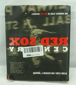 """Boston Red Sox """"2000"""" Century Hardcover Book T2"""