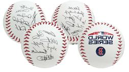 Rawlings Boston Red Sox 2018 World Series Autograph Roster C