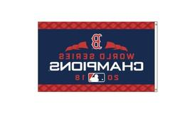 Boston Red Sox 2018 World Series Champions Tailgate Indoor O