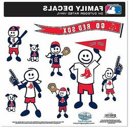 boston red sox 9 piece jumbo family
