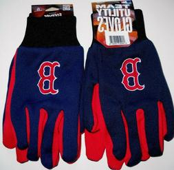 boston red sox adult blue and red