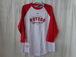 Boston Red Sox Majestic Adult 'Property Of' Long Sleeve Tshi