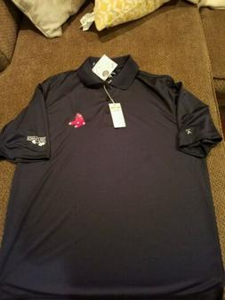 Boston Red Sox Antigua golf polo M with The Ranch golf club