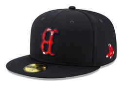 Boston Red Sox Batting Practice BP New Era 59Fifty Fitted Ca