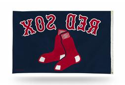 Boston Red Sox Big 3x5 Indoor Outdoor Flag FREE SHIPPING