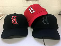 boston red sox cap logo hat embroidered