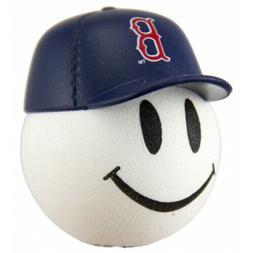 Boston Red Sox Baseball Cap Head Car Antenna Ball / Desktop