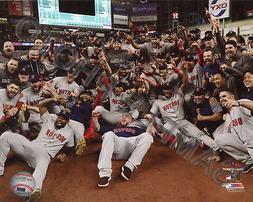 Boston Red Sox Celebrate 2018 ALCS Champions Licensed Authen