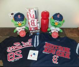 BOSTON RED SOX Children's Fan Pack