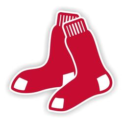 Boston Red Sox  Decal / Sticker Die cut