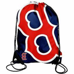 Boston Red Sox Drawstring Back Pack/Sack Gym Bag Tote NEW Ba
