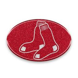 boston red sox emblem sticker team flexible