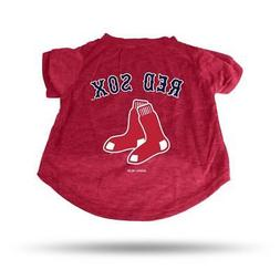 Boston Red Sox Extra Large Pet Tee Shirt  Dog Puppy Jersey T