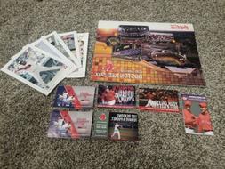 Boston Red Sox Fan Pack 2011 Calendar Pocket Schedule Jumbo