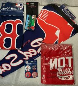 Boston Red Sox Fan Starter Pack MLB Baseball Free Shipping