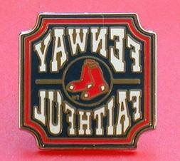 BOSTON RED SOX FENWAY FAITHFUL TIE TAC PIN
