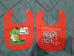 Boston Red Sox WinCraft Infant Lil Fan Baby Bib 2 Pack