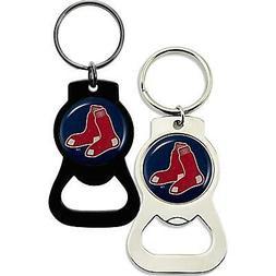 Boston Red Sox Key Chain Bottle Opener Keyring