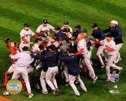 Boston Red Sox LICENSED 2007 World Series Team Celebration 8