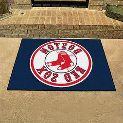 boston red sox man cave 34 x43