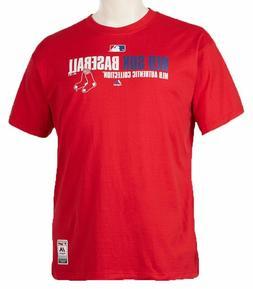 Boston Red Sox Men's Big & Tall Fan Favorite Graphic T-Shirt