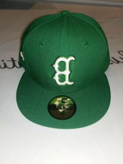 Boston Red Sox New Era Men's Cap 8 1/8 59Fifty Hat MLB Appar
