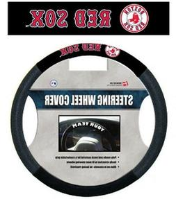 Boston Red Sox Mesh Steering Wheel Cover  MLB Car Auto CDG