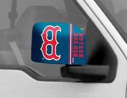 Boston Red Sox Mirror Cover 2 Pack - Large Size  MLB Car Aut