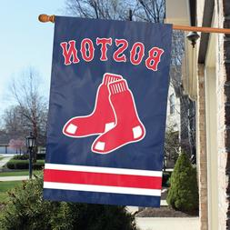Boston Red Sox MLB Applique Banner Flag ""
