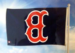 Boston Red Sox MLB 3in x 5in Banner Flag