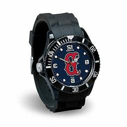 Boston Red Sox MLB Baseball Team Men's Black Sparo Spirit Wa
